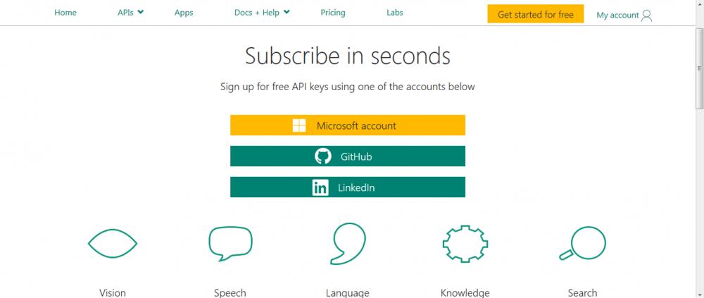 Configure Bing Web Search API from Microsoft - Anote2Wiki