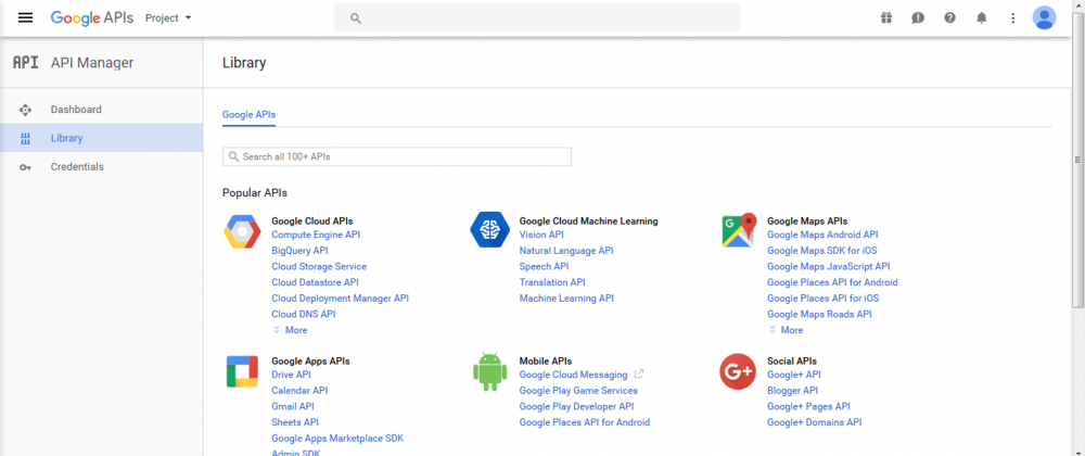 Configure Custom Search API from Google - Anote2Wiki